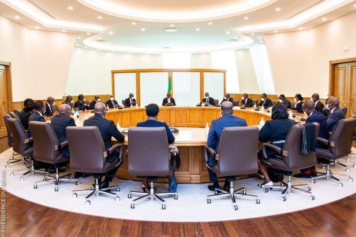 Bénin : Compte rendu du Conseil des ministres du mercredi 14 juillet 2021