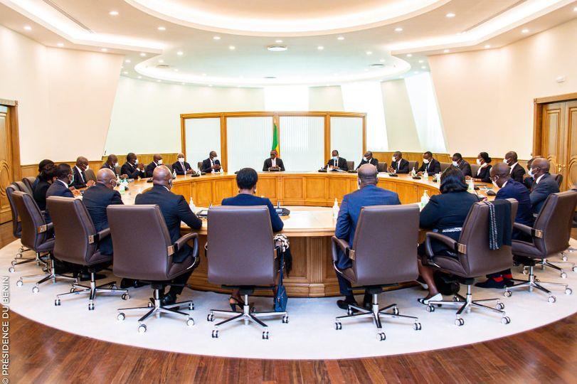 Conseil des ministres du 15 septembre 2021 :