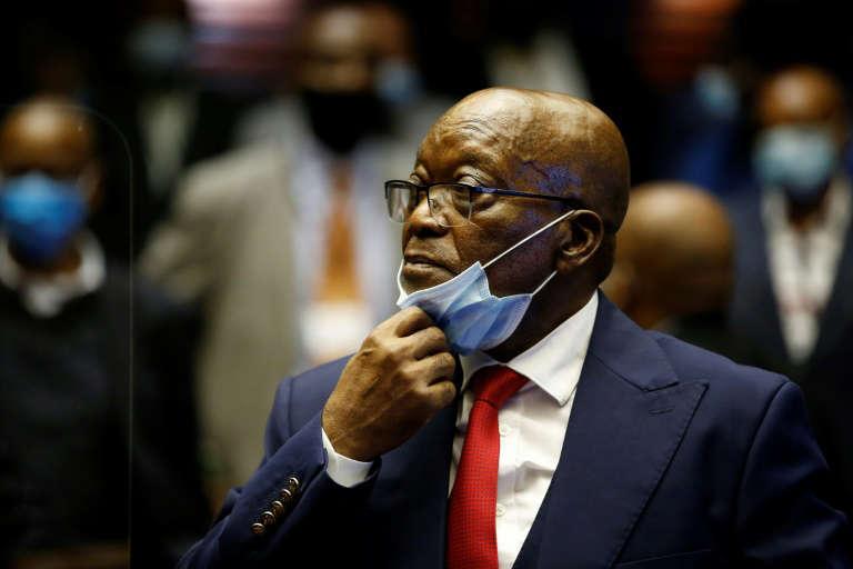 Afrique du Sud: autorisation de sortie de prison exceptionnelle pour l'ex-président Zuma
