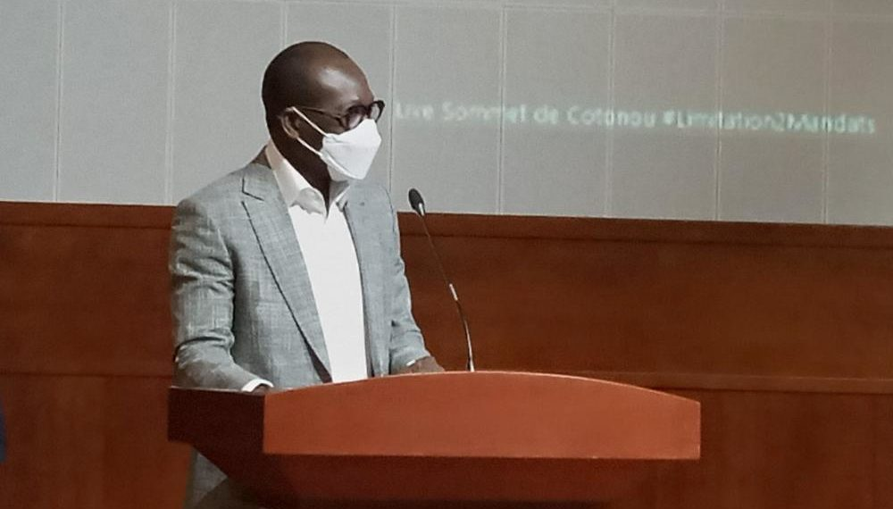 Bénin : Patrice Talon jure de transmettre le pouvoir en 2026