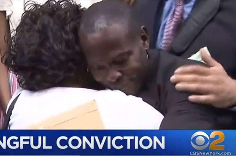 Un Américain innocenté après 31 ans passés en prison