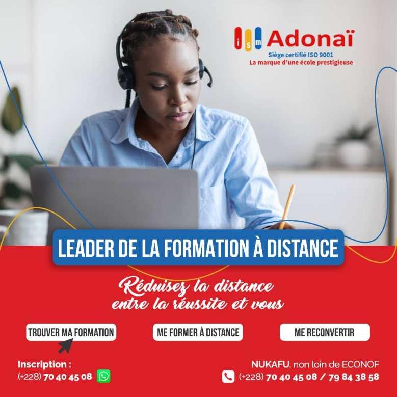 Année universitaire 2021-2022 au Togo : Les inscriptions déjà ouvertes à ISM Adonaï Lomé, Atakpamé et Kara, une promotion spéciale  en cours