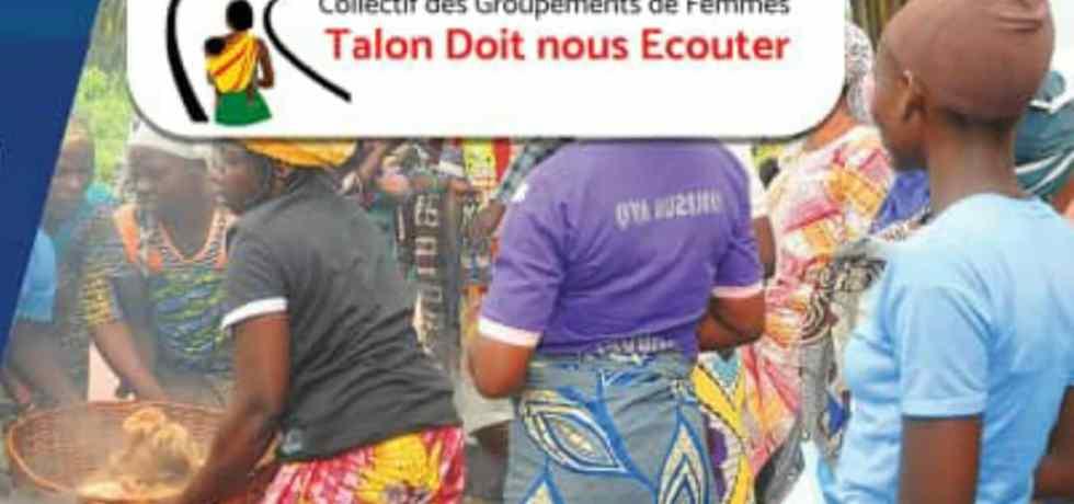 Projet de loi sur les violences basées sur le genre : Le collectif des groupements de Femmes ''Talon Doit nous Ecouter'' d'Athiémé tire chapeau au chef de l'Etat