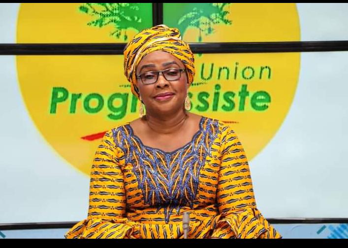 Conseil électoral : Patrice Talon a enfin ''sa femme'',   Laurentine  Davo  remplace Adolphe Djiman
