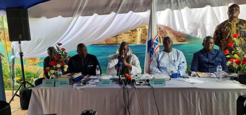 Bénin/Supposé soutien du PDG du Groupe Ebomaf aux opposants: Mahamadou Bonkoungou dément et clarifie