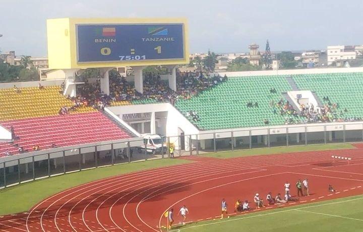 Mondial Qatar 2022 (E) : La Tanzanie prend sa revanche et rejoint le Bénin au classement